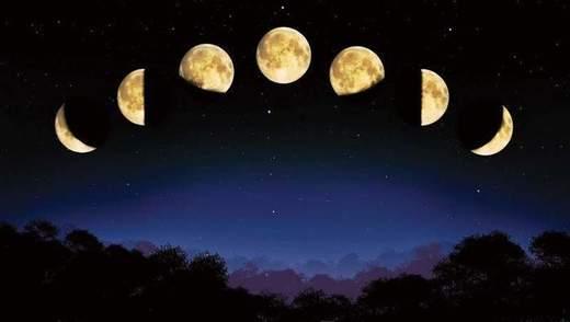 Місячний календар січень 2019