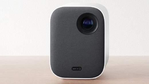Xiaomi випустила цікавий проектор Mi Home Projector Lite