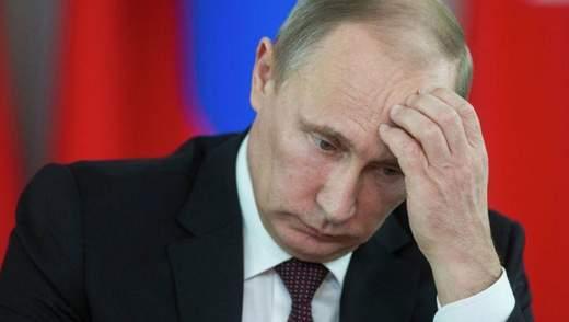 """Пожежа у ТЦ, """"Північний поток-2"""" та світові санкції: чим ще запам'ятався 2018 рік для Росії"""