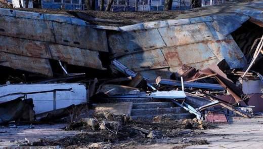 Нічна троща в Одесі: хто винен у черговому дерибані морського узбережжя?
