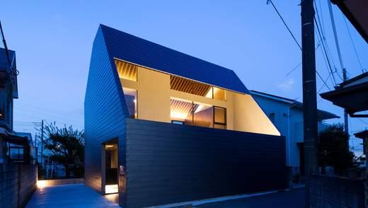 Конфиденциальность превыше всего: дом-крепость посреди мегаполиса от японских архитекторов