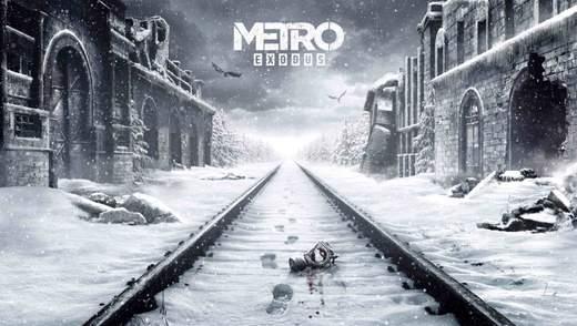 Новий сюжетний трейлер гри Metro: Exodus з'явився в мережі