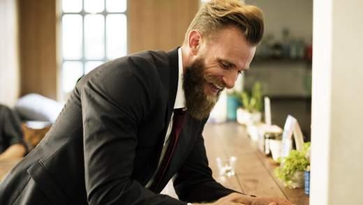 Как отрастить бороду: советы врача
