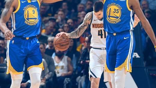 """""""Голден Стэйт"""" установил два новых рекорда НБА за одну четверть: видео"""