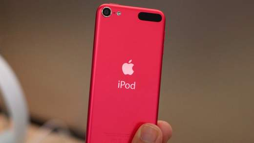 Apple превратит iPod touch на игровую консоль