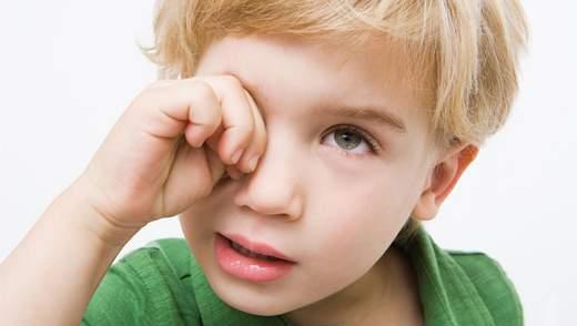 Часті ячмені у дитині: Комаровський пояснив, що робити