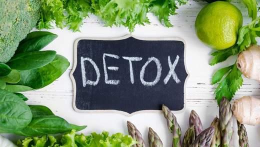 Які бувають побічні ефекти від детокс-дієт