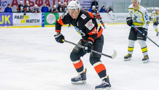 Топ-10 голов января Украинской хоккейной лиги: видео
