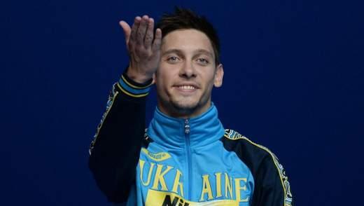 Украинский призер Олимпийских игр впервые стал отцом: фото