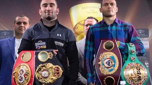 Ми доб'ємося реваншу проти Усика й Гассієв спокійно виграє, – Генсек федерації боксу Росії
