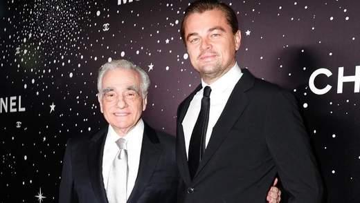 Леонардо Ді Капріо змінює професію: актор почав продюсувати свій перший серіал