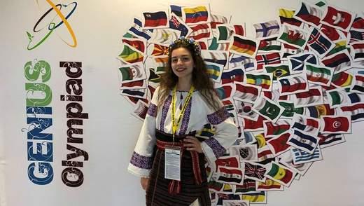Юна львів'янка створила пристрій, що перекладає цифровий текст шрифтом Брайля