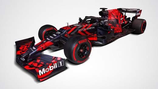 На каком болиде Red Bull будет бороться за титул в Формуле-1: фото новинки
