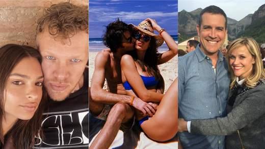 Как Ким Кардашян, модели Victoria's Secret и другие звезды отпраздновали День Валентина фото