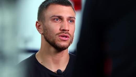 Ломаченко жорстко відповів на провокації американського боксера