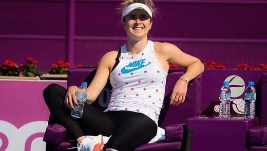 Світоліна підніметься на одну позицію в оновленому рейтингу WTA