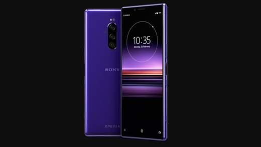 Sony Xperia 1: характеристики та дата презентації флагманського смартфона