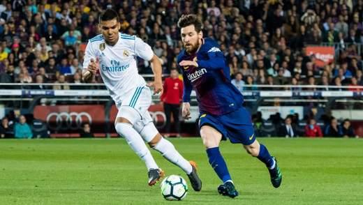 """""""Реал"""" – """"Барселона"""": битва титанів"""