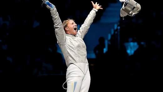 """Українка Харлан виграла """"срібло"""" етапу Кубка світу з фехтування"""