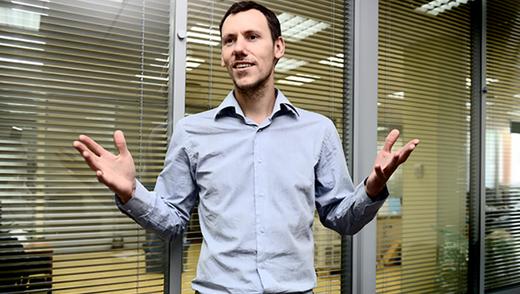 Егор Анчишкин-один из самых успешных ІТ-предпринимателей Украины, чей стартап купил Google