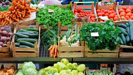 Які продукти містять найбільше нітратів