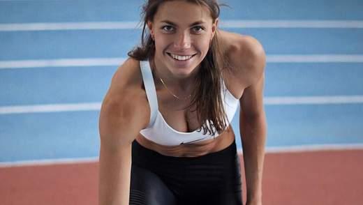 """Ноги просто """"горят"""": украинская легкоатлетка Бех-Романчук показала необычное тренировки, видео"""