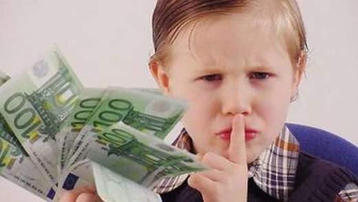 9-річна дитина роздала гроші батьків усім сусідам