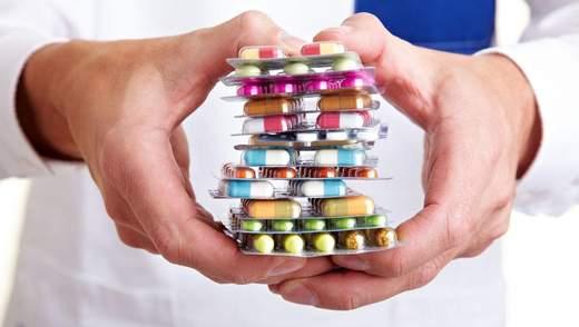 Чому антибіотики в Україні продаватимуть лише за рецептом