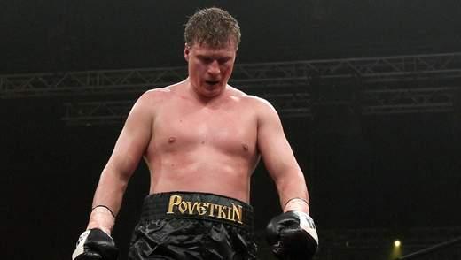 Россиянин Поветкин согласился драться с Усиком