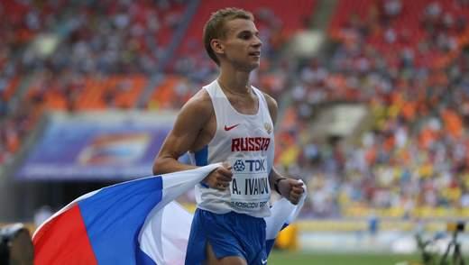 Украинский легкоатлет может получить медаль чемпионата Европы из-за дисквалификации россиянина
