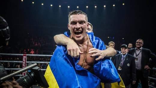 Команда Усика хочет изменить дату боя из-за поединка другого боксера