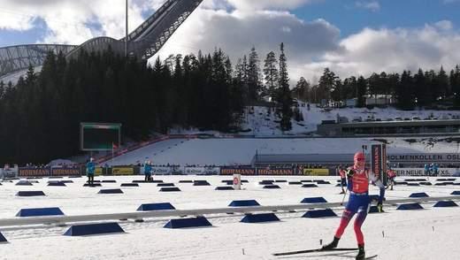 Кузьміна впевнено виграла гонку-переслідування, найкраща з українок Віта Семеренко – лише 30-та