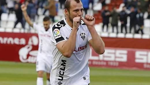 Зозуля знову став жертвою іспанських вболівальників