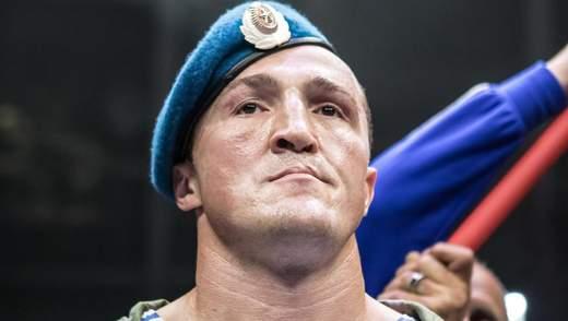 Российский боксер получит пояс Усика и уже готовится провести защиту