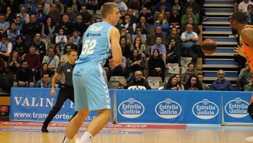 Данк українського баскетболіста потрапив у число кращих моментів туру чемпіонату Іспанії: відео