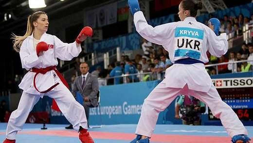 Жіноча збірна України з карате виграла чемпіонат Європи
