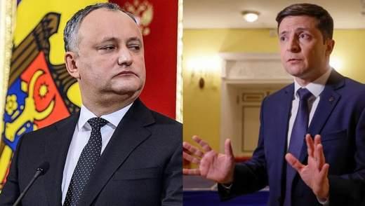 Україна, обравши проросійського кандидата, повторить сумнозвісний приклад Молдови