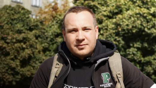 """Відрізаним пальцем змусили писати """"Слава Україні"""", – волонтер про катування в окупантів"""