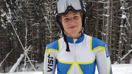 Очень хочу попасть на пьедестал Кубка мира и выиграть олимпийскую медаль, – горнолыжница Кныш