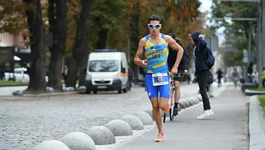 Збірна України здобула третю нагороду на чемпіонаті світу з неолімпійських видів триатлону