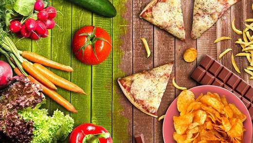 Як правильно харчуватися та обирати продукти: важливі поради