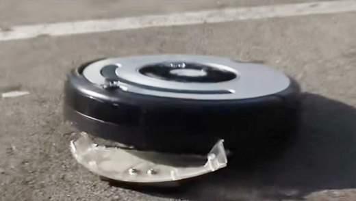 Курйоз дня: робот-порохотяг кричить і матюкається, коли стикається із перешкодою