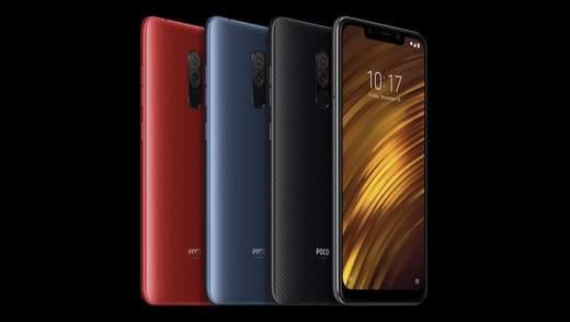Xiaomi Pocophone F2: инсайдер назвал новые данные касательно бюджетного флагмана