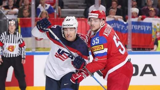 Россия сыграет с США, Канада – со Швейцарией: определились участники 1/4 финала ЧМ по хоккею