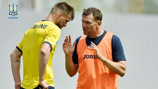 Шевченко объяснил, почему вызвал травмированного Ярмоленко на матчи сборной Украины