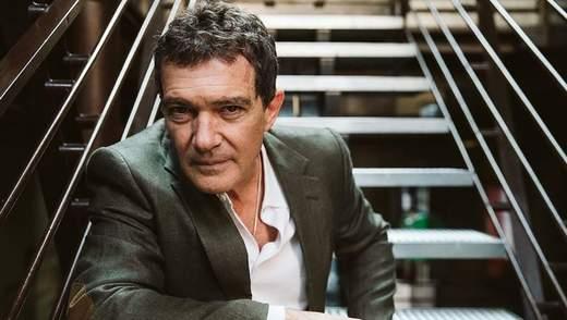 Антоніо Бандерас зізнався, що мріє завершити акторську кар'єру