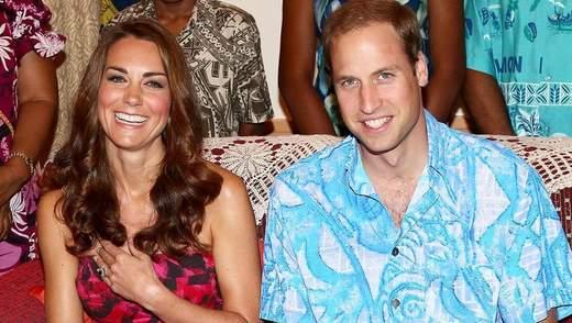 Фотограф королівської сім'ї опублікував архівну листівку Кейт Міддлтон і принца Вільяма