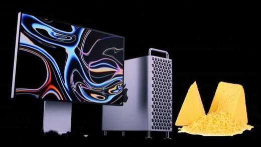 Apple официально представила Mac Pro: над ним уже смеются в соцсетях