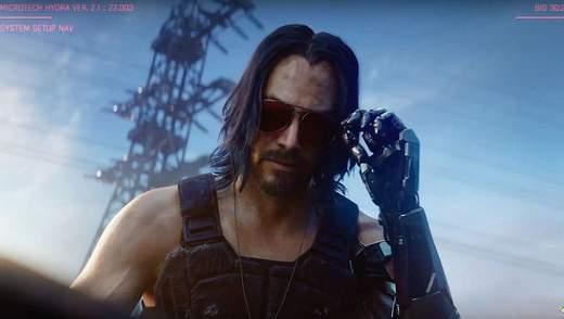 Дата выхода игры Cyberpunk 2077 и новый трейлер