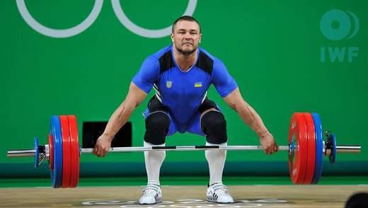 Украинский тяжелоатлет Чумак выиграл соревнования в Британии и оформил путевку на Олимпиаду-2020